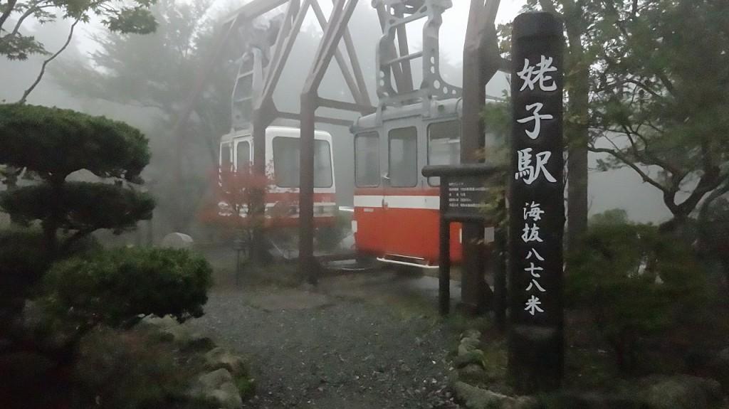 箱根ロープウェイ・姥子駅