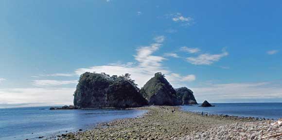 三四郎島・瀬浜海岸