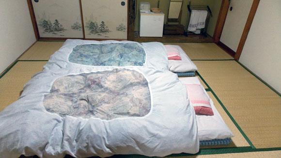 温泉民宿旅館 相模屋・6畳の部屋