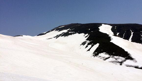 山形県・月山山頂