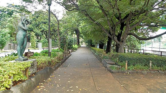 千鳥ヶ淵緑道
