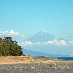 静岡県への日帰り旅行探検~三保の松原・日本平・薩た峠~