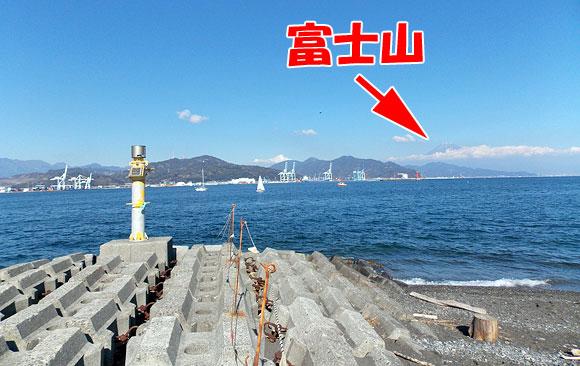 静岡県への日帰り旅行探検「三保半島」