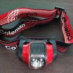 コールマン(Coleman)の「CHT10 LEDのLEDヘッドライト・ EXTREME II [RED/BLACK]」コールマン(Coleman)の「CHT10 LEDのLEDヘッドライト・ EXTREME II [RED/BLACK]」