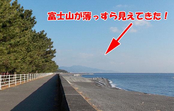 ユネスコの世界文化遺産「富士山-信仰の対象と芸術の源泉」の1つである「三保の松原」