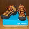 登山靴「Columbia マドルガピーク5 オムニテック」