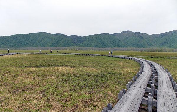 尾瀬国立公園「竜宮」