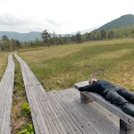 日本百景の尾瀬国立公園でプライベート尾瀬に大興奮!
