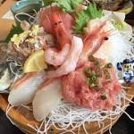 清水港・ととすけでお刺身定食を食べてきましたよ!