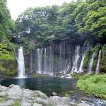 世界文化遺産の白糸の滝へ旅行探検しに行ってきました!