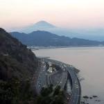 静岡県のさった峠(薩埵峠)から富士山を見てきた~!
