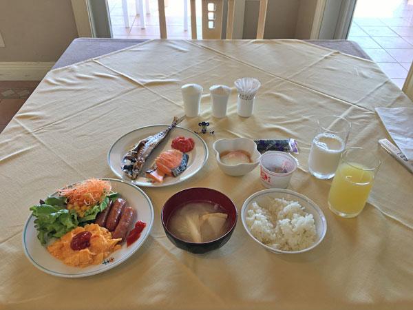 ブルーベリーヒル勝浦・朝食もバイキング