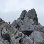 鳳凰三山・地蔵岳のオベリスクにチャレンジしてきました!