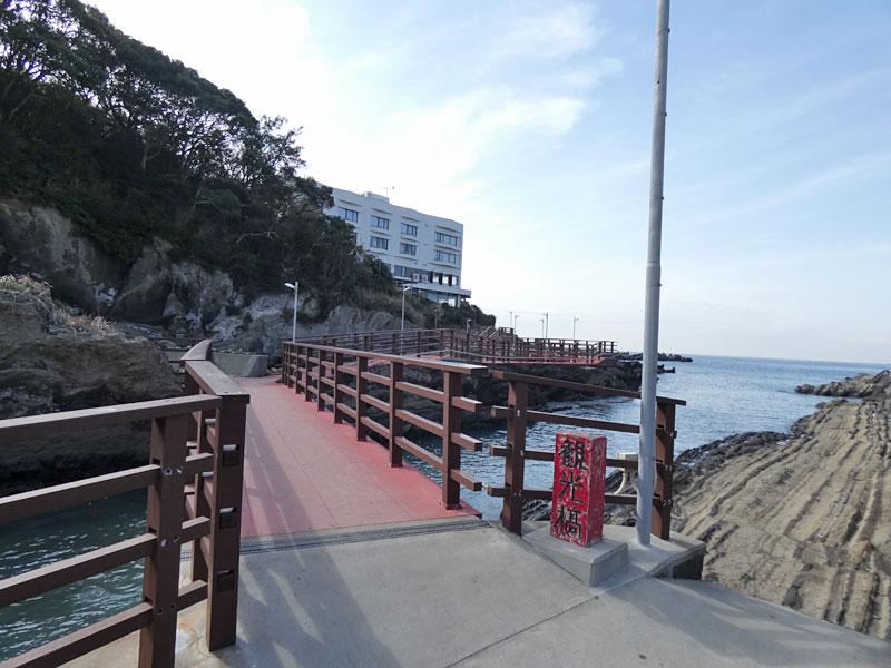 城ヶ島・観光橋
