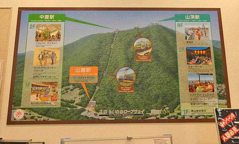 札幌 もいわ山ローウェル