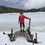 凍りついた白駒池に旅行探検しに行ってきました!